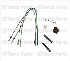 new oem mopar 2 way wiring harness 1999 2009 dodge chrysler jeep new oem mopar 2 way wiring harness 1999 2009 dodge chrysler jeep 5017113aa