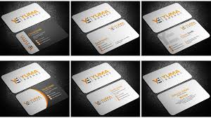 Design 2 Business Cards For 5 Dollar By Cardology