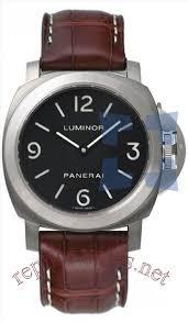 top quality replica panerai luminor watches uk panerai luminor base pam 00176 mens watch replica watches