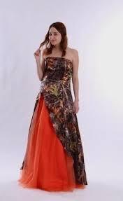orange camo bridesmaid dresses naf dresses