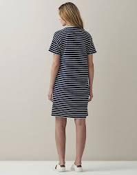 Women's Alba Breton Pocketed Dress from Crew Clothing Company