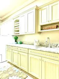 beadboard kitchen cabinets white with black granite