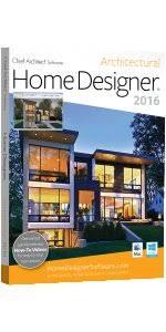 Small Picture Amazoncom Home Designer Architectural 2016 PC Software