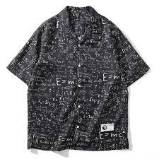 Funny Theory Of Relativity Print Shirt Joy4deal