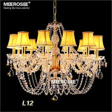 luxury crystal chandelier lighting modern led glass chandeliers for living room kitchen res de sala de cristal wedding decor 11street malaysia