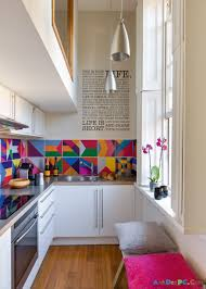 Small Kitchen Modern Small Modern Kitchen Breakingdesignnet
