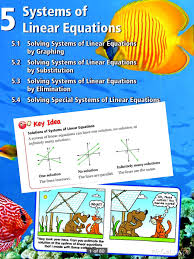 5 systems of linear equations