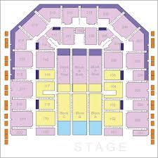 Metro Radio Arena Seating Chart 45 Rare Leeds Direct Seating Plan