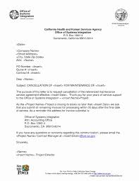 Award Of Contract Letter Fresh Professional Termination Letter ...