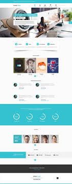 website templates download free designs 25 best free website templates images on pinterest big project