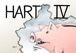 Bildergebnis für hartz vier karikatur
