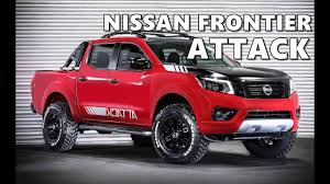 2018 nissan frontier 4x4. Simple 4x4 Nissan Frontier Attack Concept 2017 Inside 2018 Nissan Frontier 4x4