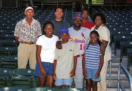 Delmon and Dmitri Young, c. 1996 : baseball