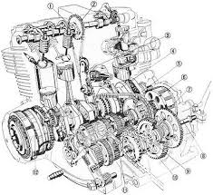 honda v twin engine diagram honda wiring diagrams