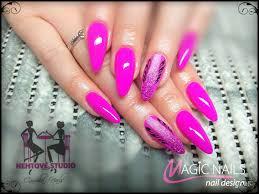 Gelové Nehty Inspirace č149 Magic Nails Gelové Nehty