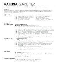 Resume Of Sales Associate Retail Resume Of Sales Associate Retail
