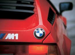 BMW 5 Series bmw m1 rear : BMW M division turns 40 | BMWCoop