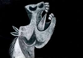 picasso black and white at the guggenheim museum the new york times