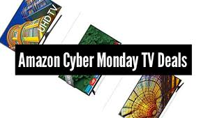 Amazon Cyber Monday: $145 50-inch 1080p LED TV and $249.99 4K Ultra HD Smart Deals
