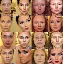 artist of makeup cosmetics makeup transformation samer khouzami