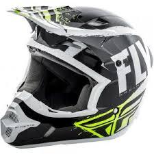 Fly Racing Kinetic Burnish Helmets 2018 Mx South