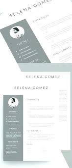 Resume Indesign Template Resume Templates For Resume Template ...