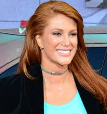Angie Everhart Wikipedia