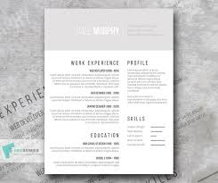 Minimalist Resume Template Delectable 48 Best Resume Templates To Download And Start Sending Out Today