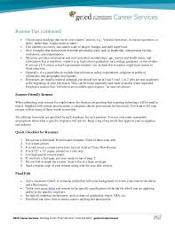 mit resumes resume tips and samples