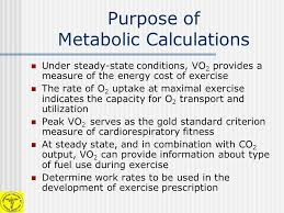 acsm exercise specialist work metabolic calculations tutorial
