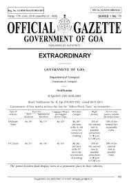 Goa Taxi Fare Chart Taxi Price List Dabolim Goa Airport