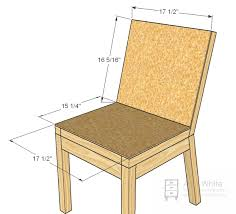 another means of strengthening up you base is to add corner bracing by cutting 2x2s with both ends at 45 degrees perpendicular each other and attaching simple wooden chair plans f99 simple