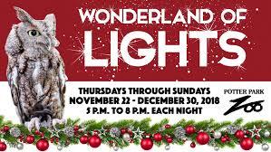 Wonderland Of Lights Lansing Mi Wonderland Of Lights Thursdays Through Sundays From Nov 22