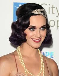 including makeup hair nails and costume based on a theme one being historical i chose to create a 1920 s look as inspired by katy perry 1920 s look