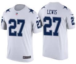 21 White T-shirt Season Color Elliott Cowboys Rush Ezekiel New