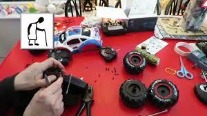 nikko vaporiser rc hibious car tear down part 2