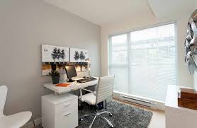 bedroom office design. Office Bedroom Wall Designs With Gray Design