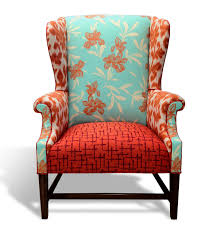 Swanky furniture The Amber Wingback Chair Redressed Vintage With Coastal Flair Via Bellish Limited Unique Swanky Chairs Via Etsy Pinterest The Amber Wingback Chair Redressed Vintage With Coastal Flair Via
