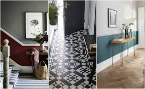 18 Best Hallway Decorating Ideas - Colour, Furniture, Flooring and ...