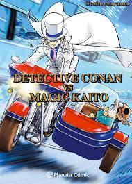 Detective Conan Vs. Magic Kaito (Manga Shonen) (Spanish Edition): Aoyama,  Gosho, Daruma: 9788491469414: Amazon.com: Books