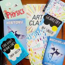 diy binder covers inspired by ya books back to school 2016