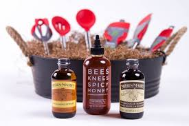 kitchen essentials gift basket