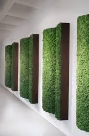 Greenmood Design Angled Pillars Alain Gilles