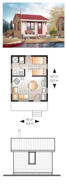 Small Picture Tiny House Plan 76166 Total Living Area 480 sq ft 2 bedrooms
