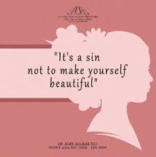 Make Yourself Beautiful Quotes