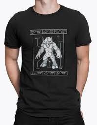 "Men's Gamer T-Shirt ""<b>Winner Winner Chicken</b> Dinner"" by Evgeniy ..."
