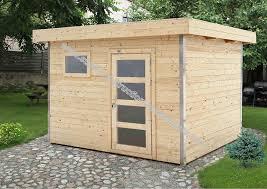 Comment Construire Un Garage En Bois 7 Abri De Jardin En Bois