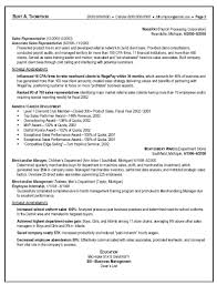 Resume Templates For Sales Positions Example Of Resume For Sales Position Examples Of Resumes 3