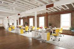 open plan office design ideas. Chances Are This Office Looks Like Your Dream Home. Exposed BrickExposed  CeilingsOffice DesignsOffice IdeasOpen Open Plan Office Design Ideas L