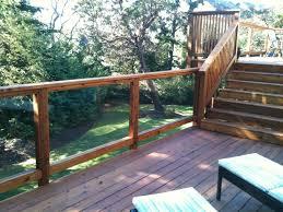 tempered glass deck railing 41405894934 deck railing glass railing for decks tempered glass